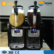 Double Head Cheap Mini Forzen Slush Machine