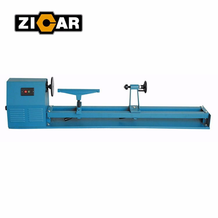 ZICAR TWL500 나무 Lathe 나무 Lathe 기계 Mini Wood Working 기계