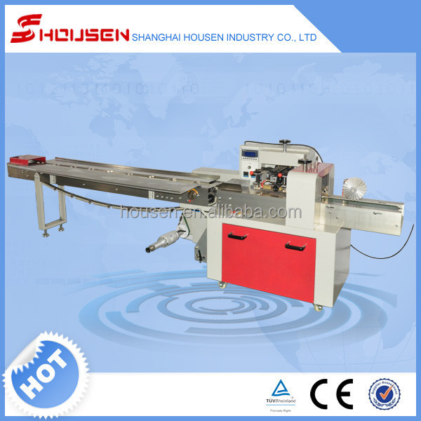 full automatic sanitary towels packing machine