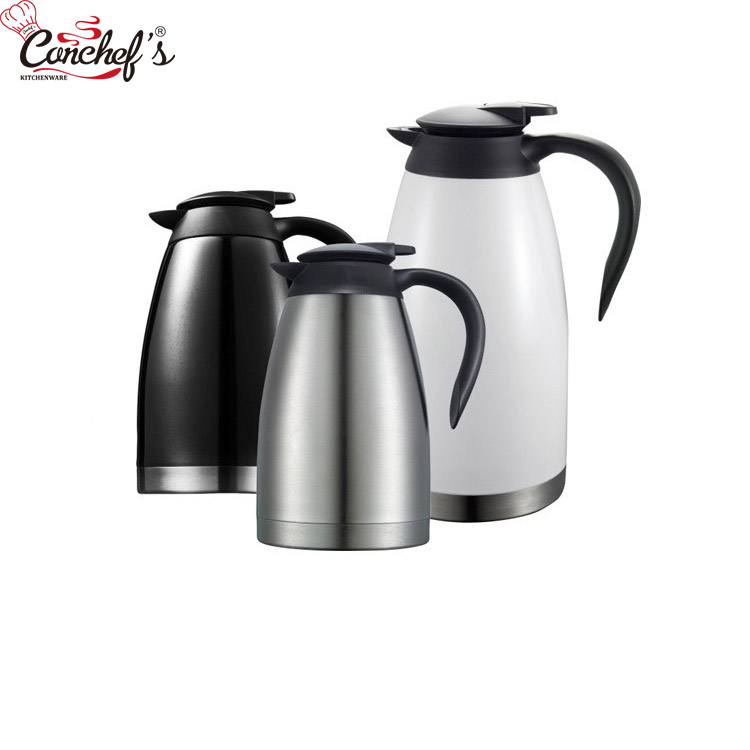 Insulated Coffee Jug Water Beverage
