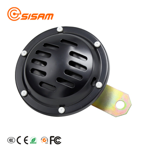 12v Factory Price Siren Horn Speaker with Disc Digital Car Horn