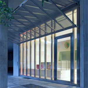 Free sample Exterior Tempered Glass water proof aluminum curtain wall Prices