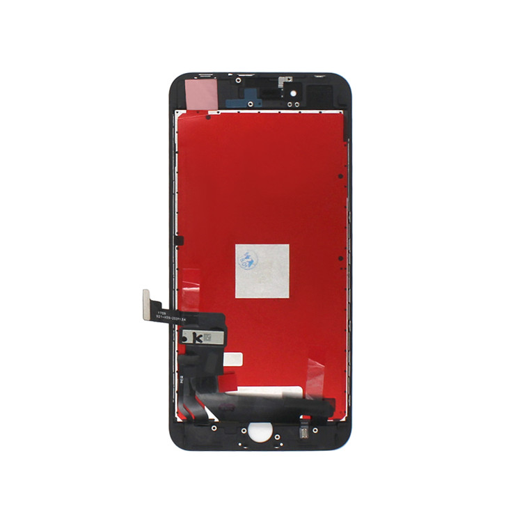 For iPhone 8+ LCD Screen Replacement Black or White
