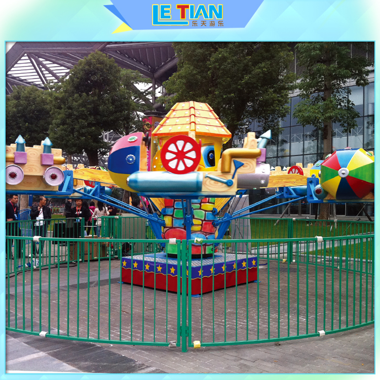 Amusement Park Rides Self Control Aircraft Attractions for sale