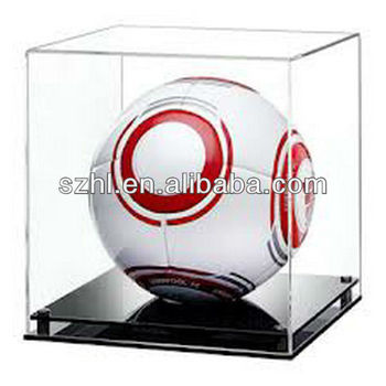 Wholesale Acrylic Football Display Stands Case Buy Acrylic Stunning Football Stands Display