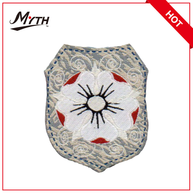 Handmade Exquisite Embroidery Patches, Fr Clothing Patches, Iron Patch