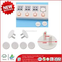OEM Secure Press Plug Protectors Electrical Socket Cover