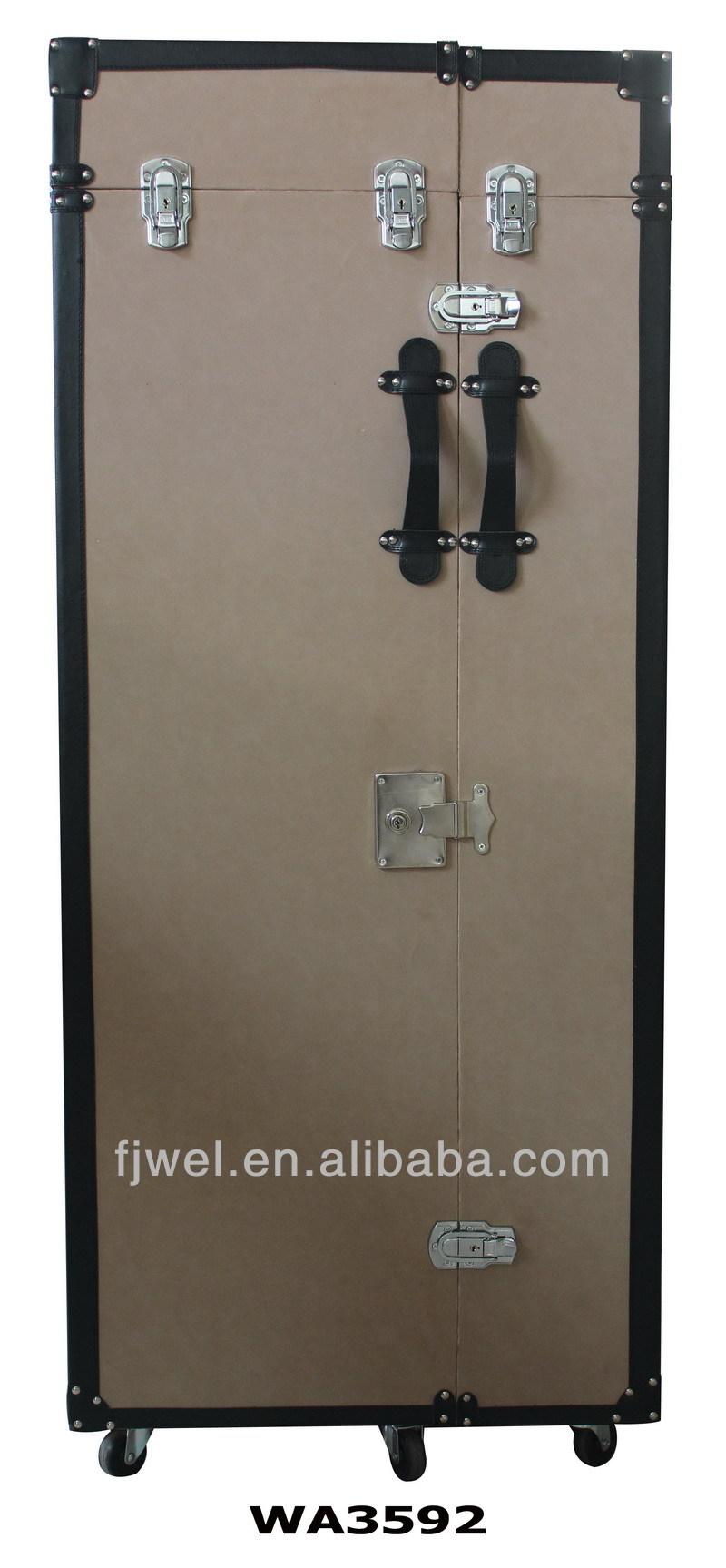 beige leder reise berseekoffer bar klappm bel set produkt. Black Bedroom Furniture Sets. Home Design Ideas