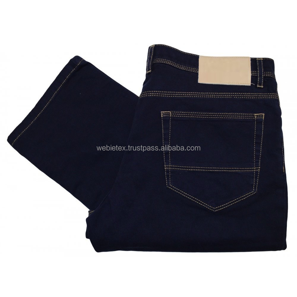 Excellent Quality Basic 5 Pocket Denim Pants From Bangladesh, Top End Jeans Pants