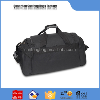 China wholesale high quality duffel bag for business trip