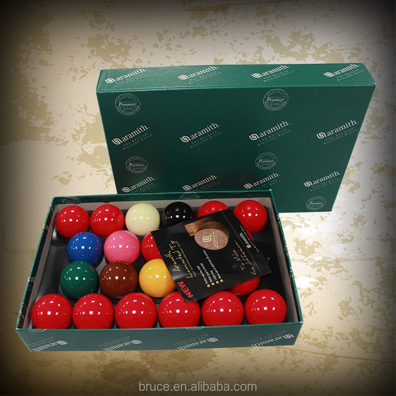 International Standard Aramith Snooker Billiard Ball Bs-21