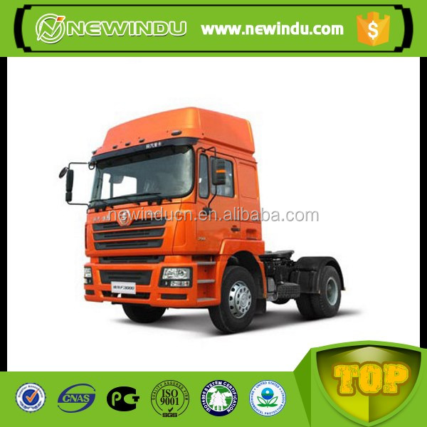 Good condition shacman 6*4 tractor truck 10 wheels for sale