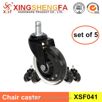 office chair caster wheels replacement set best chair wheels for