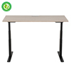 height adjustable tables for children study and office work sit stand desk computer table with motorized adjustable metal legs