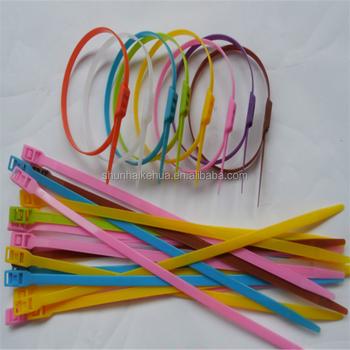 40ad62ec28ef Reusable Self Lock Nylon Cable Tie Uv Resistant Nylon Zip Ties - Buy ...