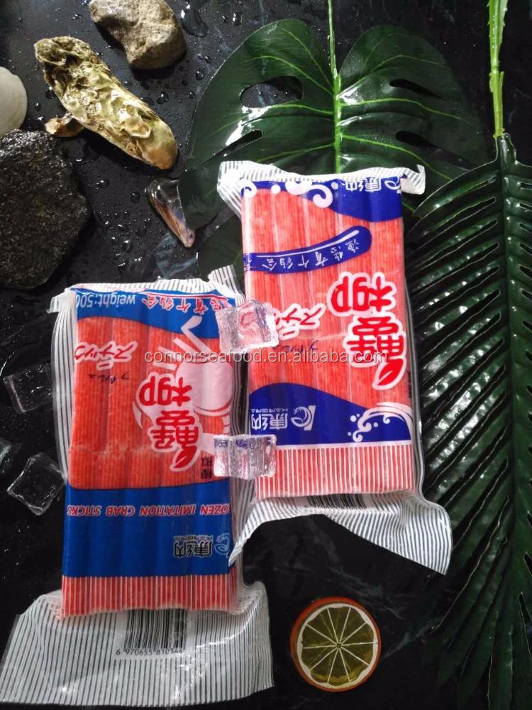 Frozen Surimi Crab Stick