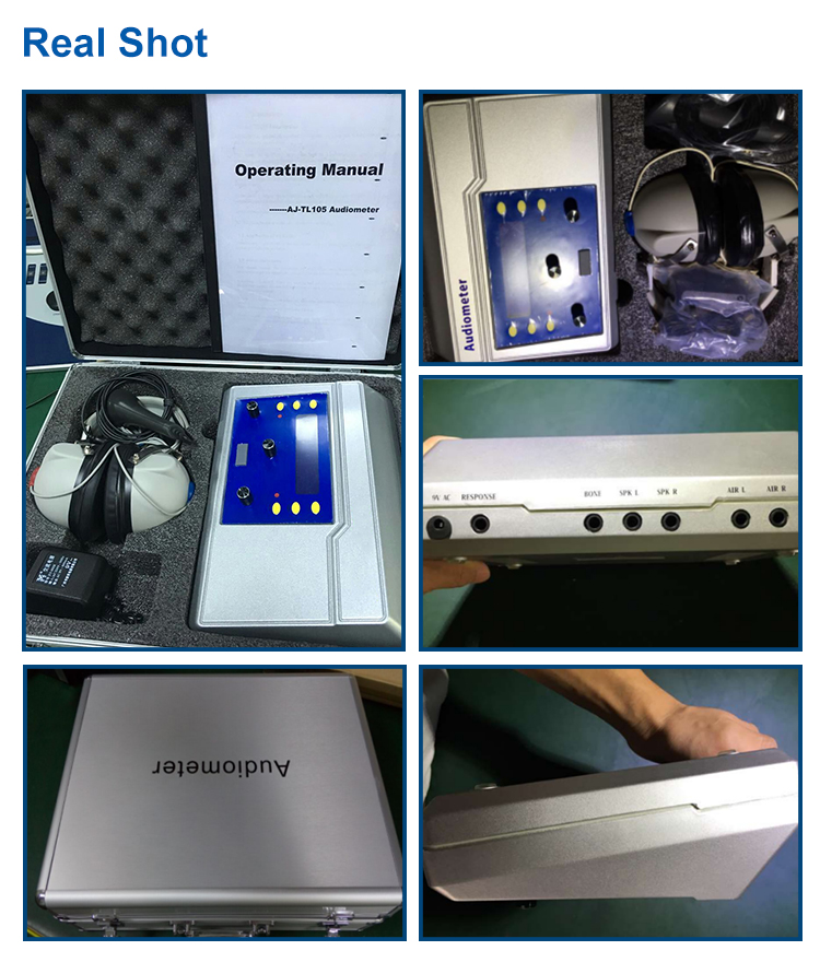 IN-G105 Professional Air And Bone Conduction Diagnostic Screening ENT Audiometer