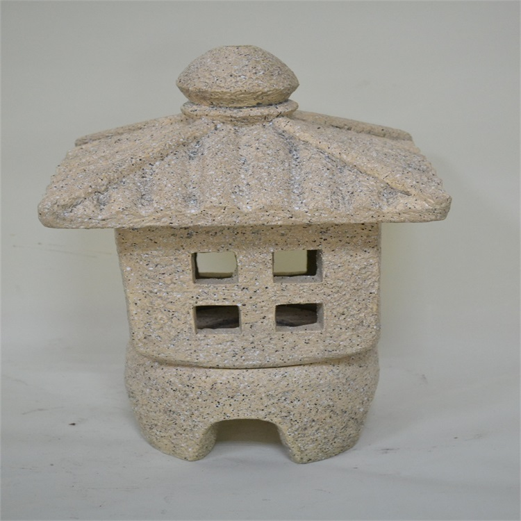 Japanese style garden lantern for sale