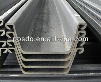 Steel Sheet Pile,Sheet Pile,Hot Rolled Pile,Fsp Pile,Construction ...