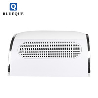 BLUEQUE 25w nail dust vacuum / nail dust collector supplier / nail art vacuum