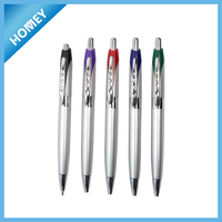 Novelty Design Plastic ball pen with cheap price for promotion