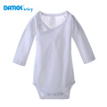 DANROL Baby Bodysuits Long Sleeves Newborn Girl Boy Clothes Jumpsuit 100 Cotton Care Belly Babies Clothing