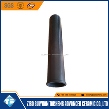 nitride ceramic radiation tube in molten alumina foundry,si3n4 ceramic
