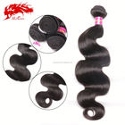100% unprocessed virgin indian body wave 100 percent human hair india