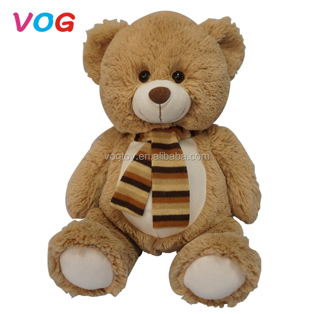 Factory Wholesale Stuffed Plush Animals Toys Custom Personalized 2 Meter Huge  Giant Teddy Bear