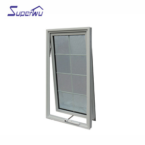 grill design awning window aluminium alloy window