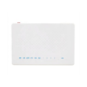 ZTE GPON ONT ZXA10 F663N FTTH ONU with 1GE+3FE Ethernet Port Fiber Optical  Terminal Same function as ZTE F660 F623