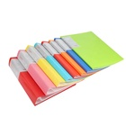 Plastic A4 Clear Book 30 Pockets Clear Covers Display Book