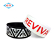 Popular Promotional Customized sport Rubber Wristbands