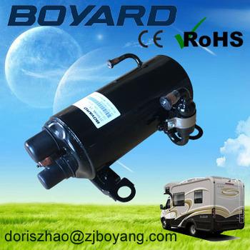 Zhejiang Boyard R134a R410a 220v Dc Inverter Rv Ac Compressor For Portable  Air Conditioner - Buy Dc Inverter Compressor,Rv Ac Compressor,Sanyo Dc