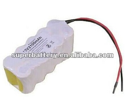 (SR-NC2200) Solar Power Battery SC 2200mAh Ni-Cd ni cd rechargeable battery pack nicd 12v battery