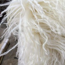 Wholesale genuine Tibet lamb skin