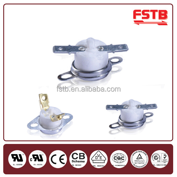 air conditioner bimetal disc thermal switch