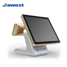 POS Manufacturer 17 inch Full Flat LCD Touch Screen POS Terminal