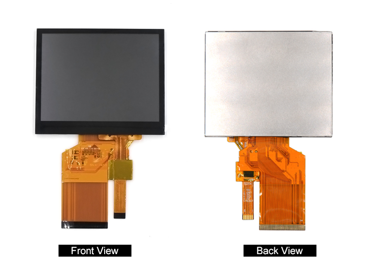 3.5 inch 320x240 TFT LCD display with capacitive touch screen