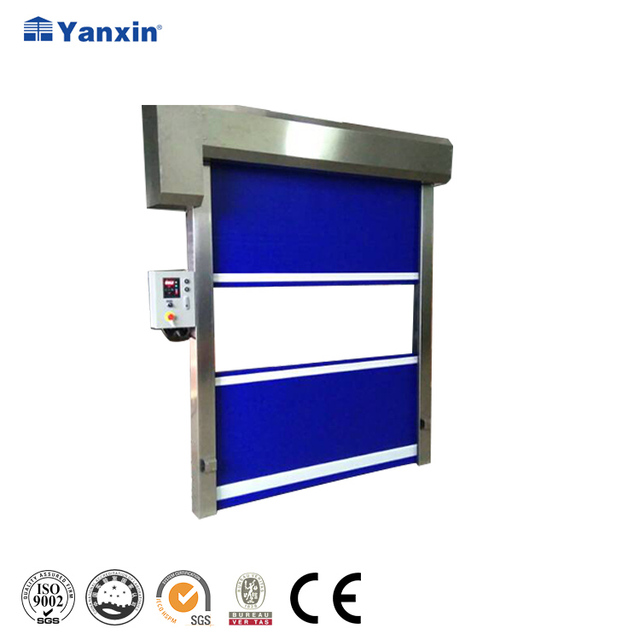 Intelligent Industrial Durable High Speed Plastic Interior Exterior Pvc Door  sc 1 st  Alibaba & Buy Cheap China exterior environmental door Products Find China ... pezcame.com