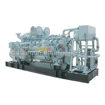 Hot Sale High Efficiency 135kw Man Biogas Engine/ Man Natural Gas ...