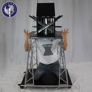 B016 Factory original design magic props large thorn box stage magic illusions
