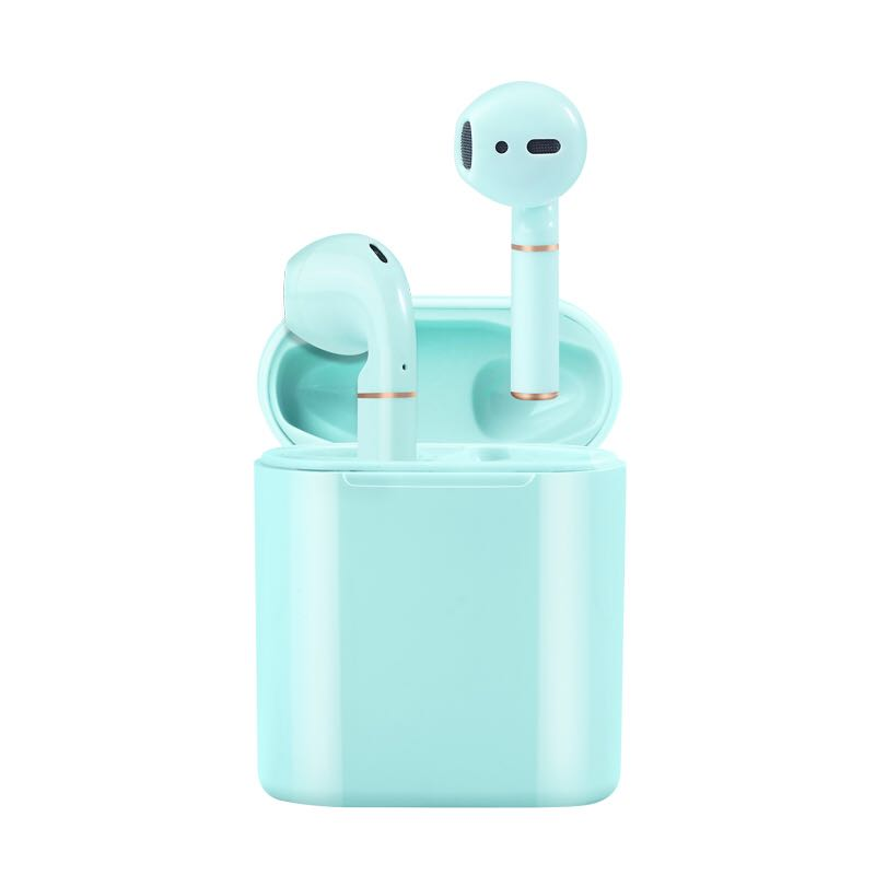 2019 High Quality Best Touch Siri TWS 5.0 Earbuds With 450mAh Power Docking фото