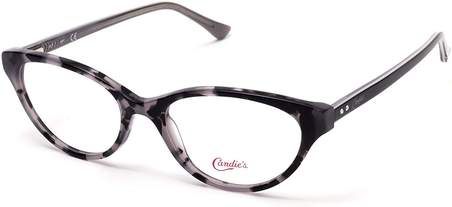 7b40bd32b5 Get Quotations · Eyeglasses Candies CA 0163 020 grey other