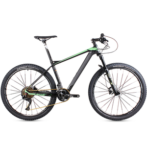 chinese cheap price for carbon fiber used mountain bikes 27.5inch