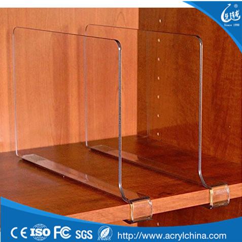 acrylic shelf divider acrylic shelf divider suppliers and at alibabacom