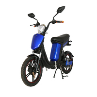 1000W Green Small Electric Motorcycle Scooter