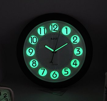 Super Luminous Wall Clock Buy Plastic Wall Clocks