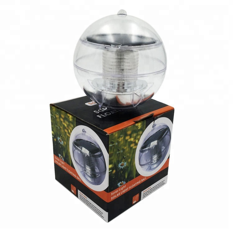 Outdoor tuin waterdichte drijvende led ballon solar light orbs