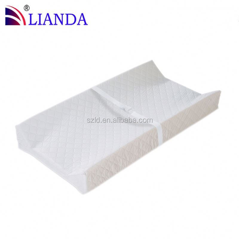 Soft Cotton cover and Waterproof covered changing pads changing cushion for baby